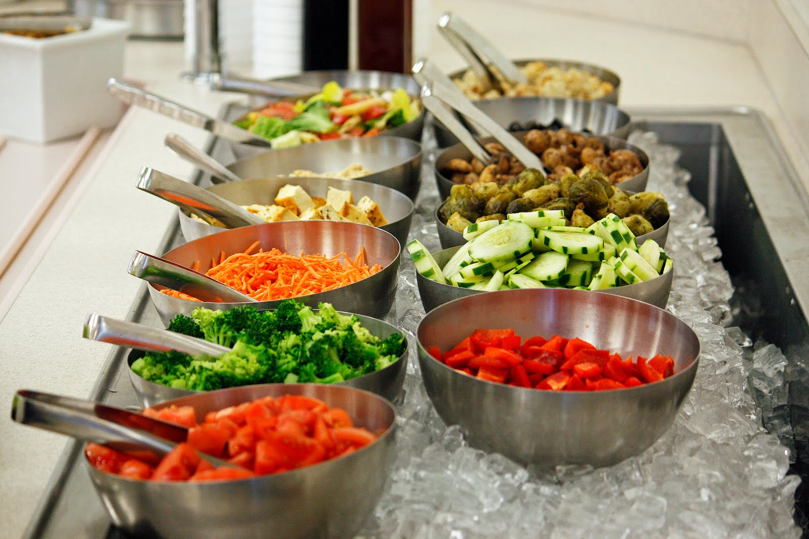 salad bar ideas for a party images