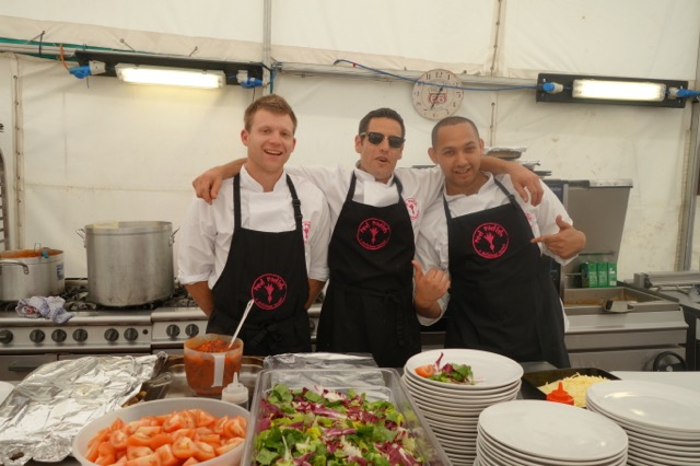 Crew Catering Chefs