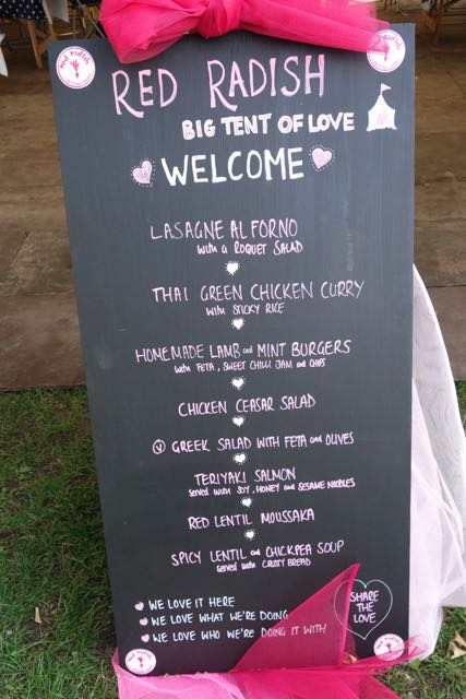 Crew Catering Lovebox