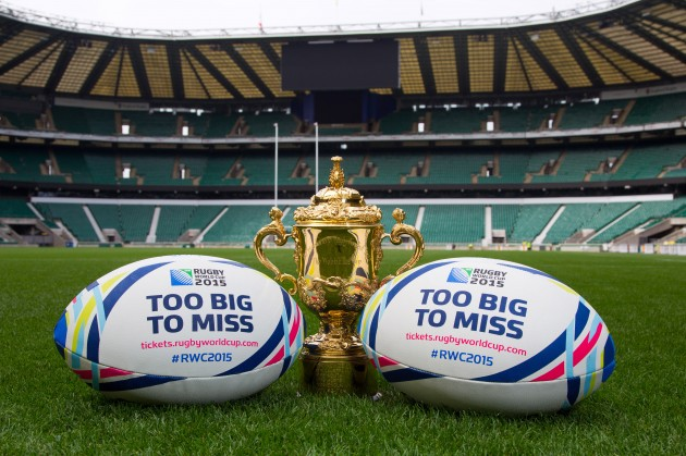rugby world cup 2015 catering