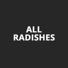 all-radishes